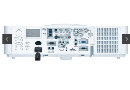 日立 HCP-D757U工程投影机