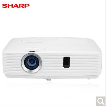 SHARP 夏普投影仪 XG-ER280LXA 3lcd液晶 办公商务高清投影机