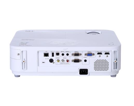 NEC NP-M403X+ 投影仪办公教育会议室投影机
