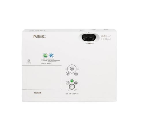 NEC NP-CD2115X 投影仪 投影机办公(标清 3300流明 双HDMI高清接口)