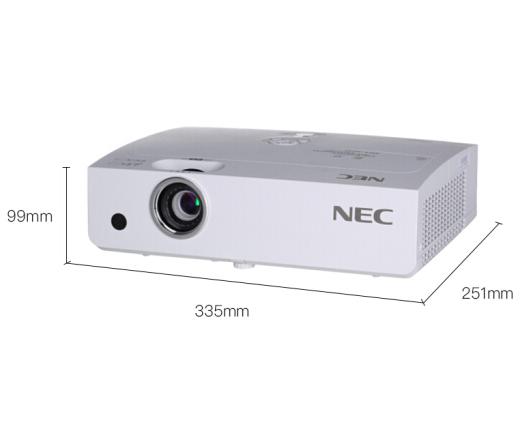 NEC NP-CA4255X 投影仪 投影机办公(标清 3700流明 HDMI)