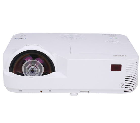 NEC NP-M303HS+投影仪 家用高清短焦3D投影机 无屏影院