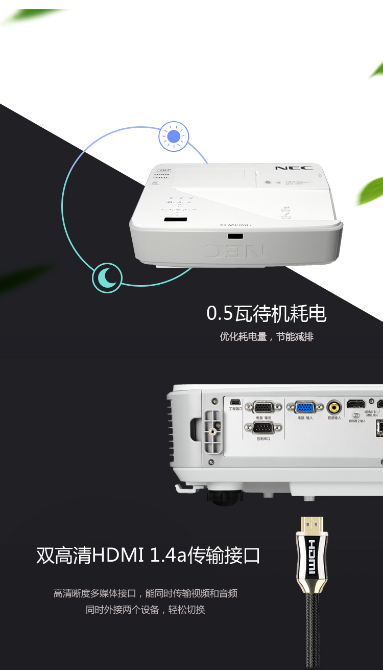 NEC投影机