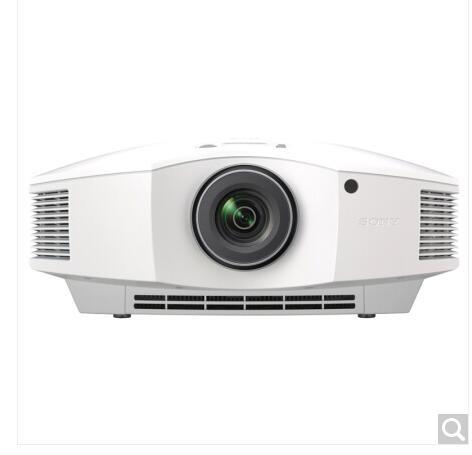 索尼(SONY)VPL-HW49 白色家用 投影机 投影仪(1080P全高清 1.6倍变焦 镜头位移)