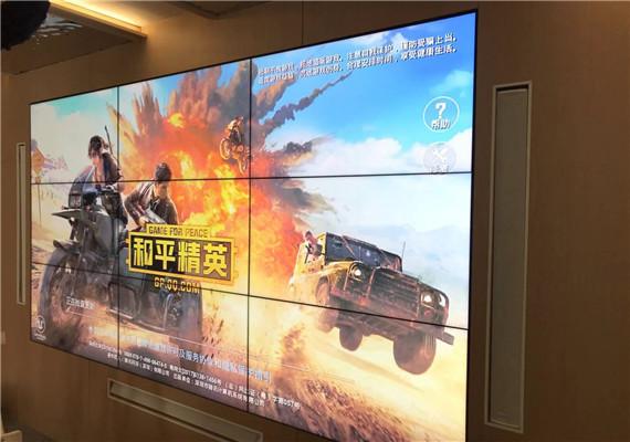 上海格兰富展厅