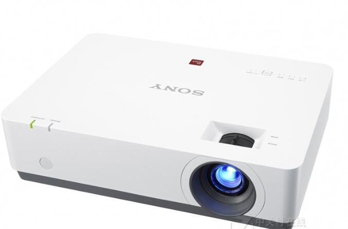 索尼VPL-EW575 4,300 流明 WXGA 高亮紧凑型投影机