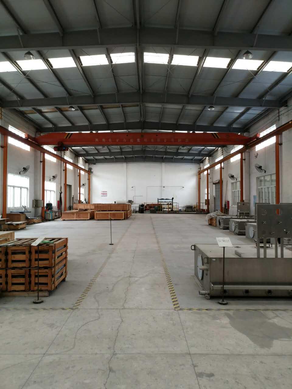 洞桥全单层2000平方高8米标准厂房5000平方