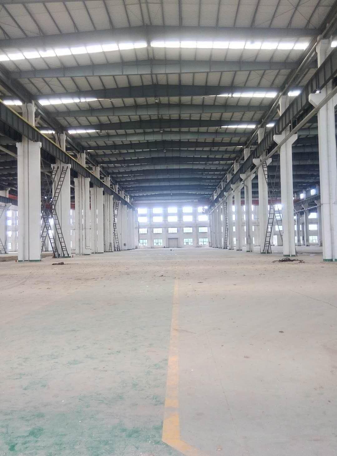 锡山区附近11万平方厂房出租,合同可签9年