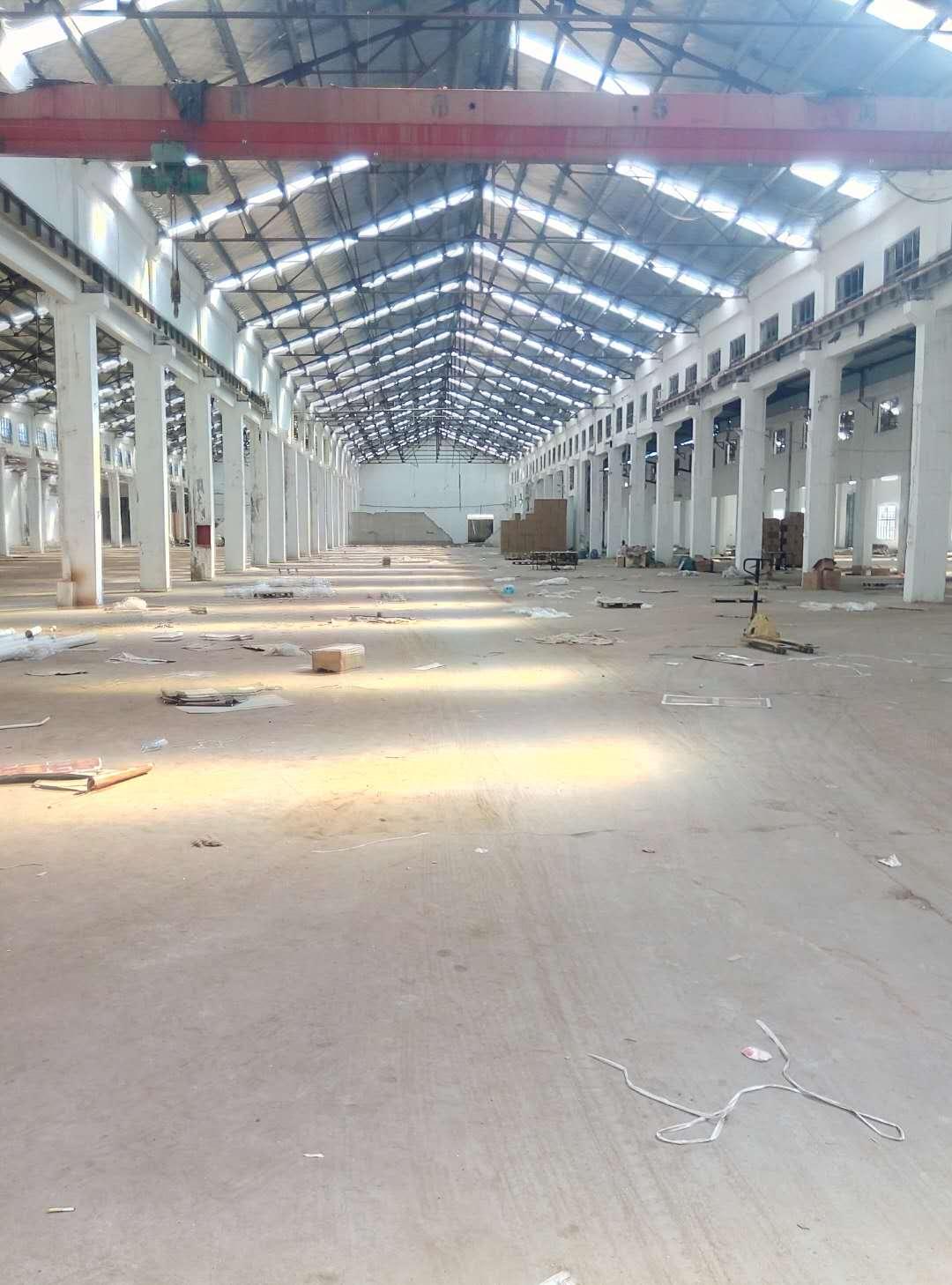 锡山区附近全单层厂房仓库出租,层高9米