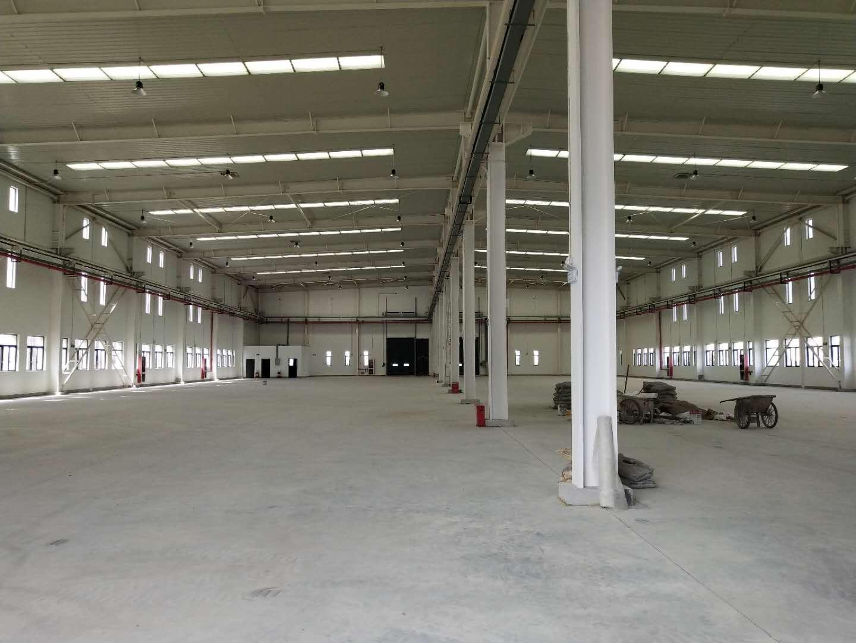 吕巷镇独门独院厂房仓库出租,层高10米,形象好