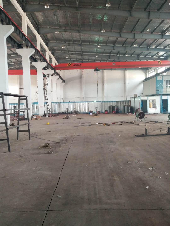 朱泾镇1700平方厂房仓库出租, 配电齐全