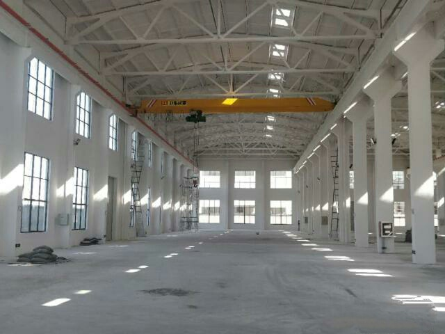 枫泾镇标准厂房仓库出租,形象好,靠近主干道