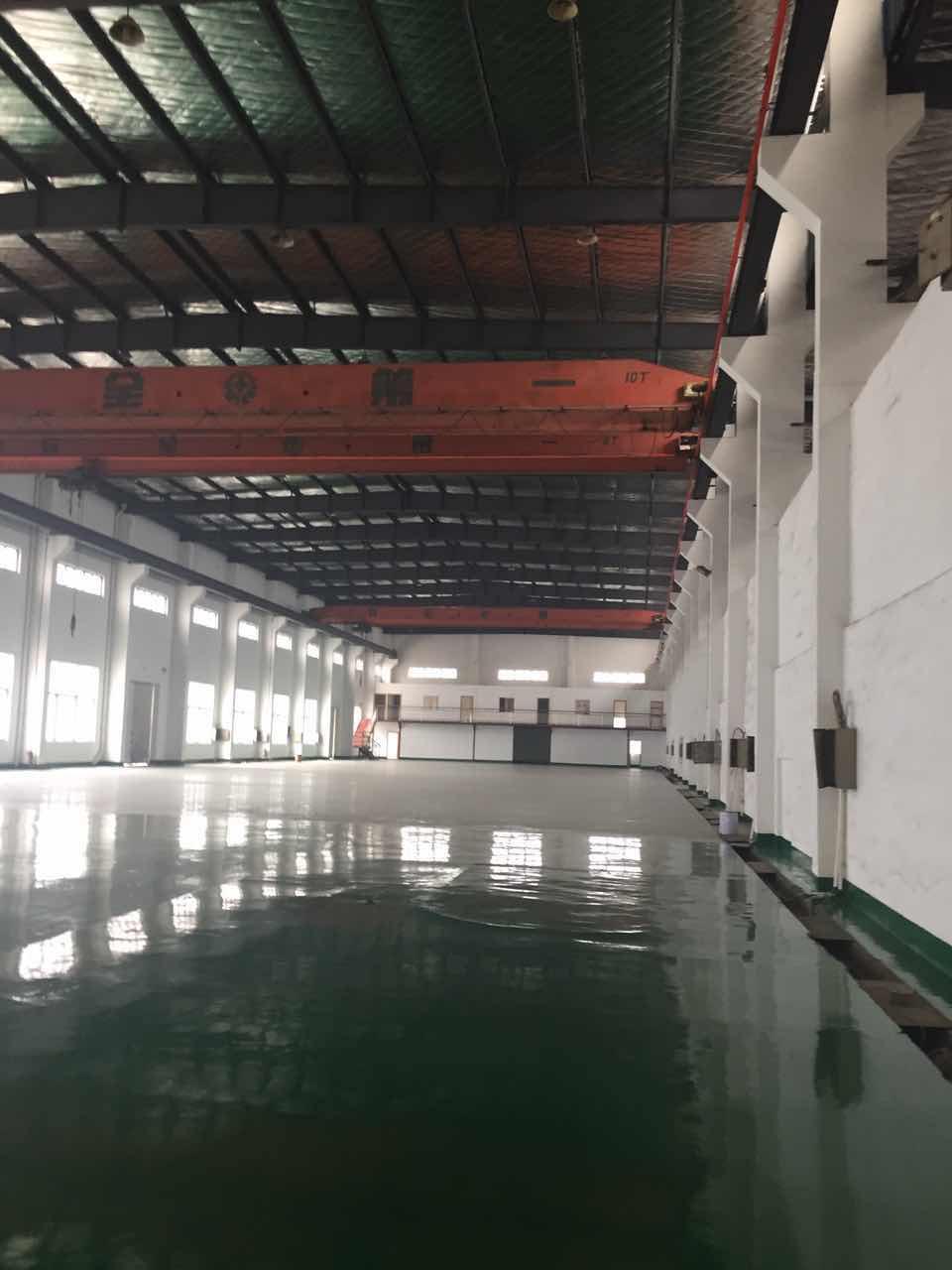 兴塔镇厂房仓库出租,带有多部行车,精装办公室