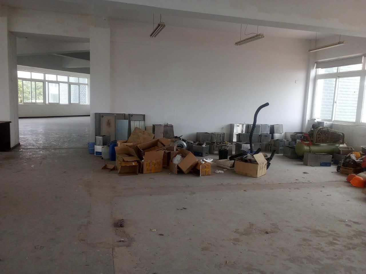 山阳镇独栋厂房出租