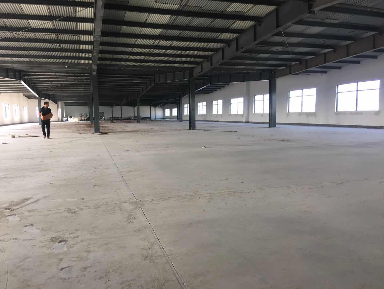 沈砖公路可做木制品厂房仓库出租,层高7米可分租