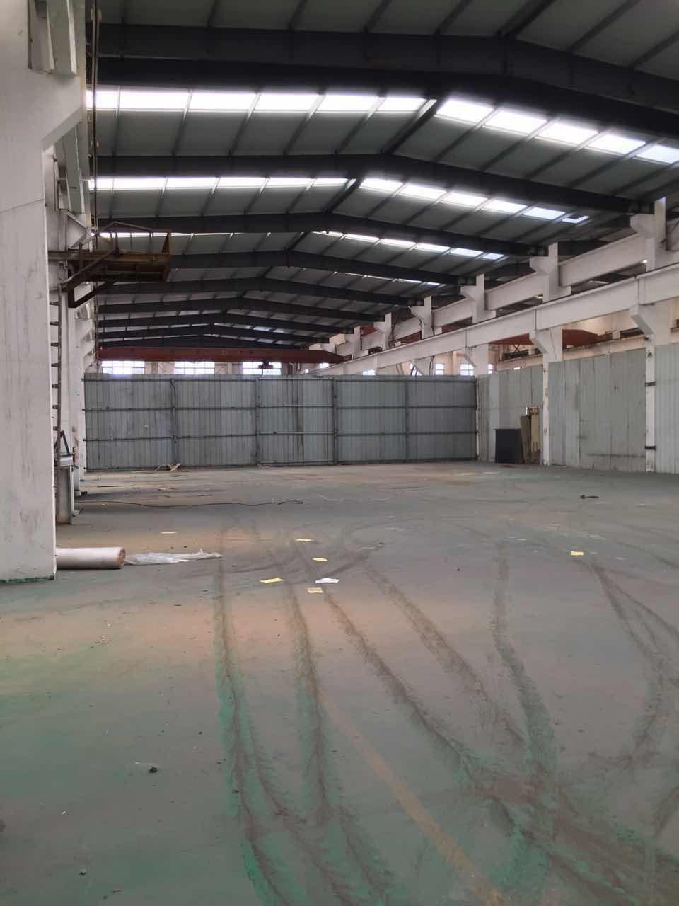 山阳104板块1200平厂房仓库出租,消防丙类