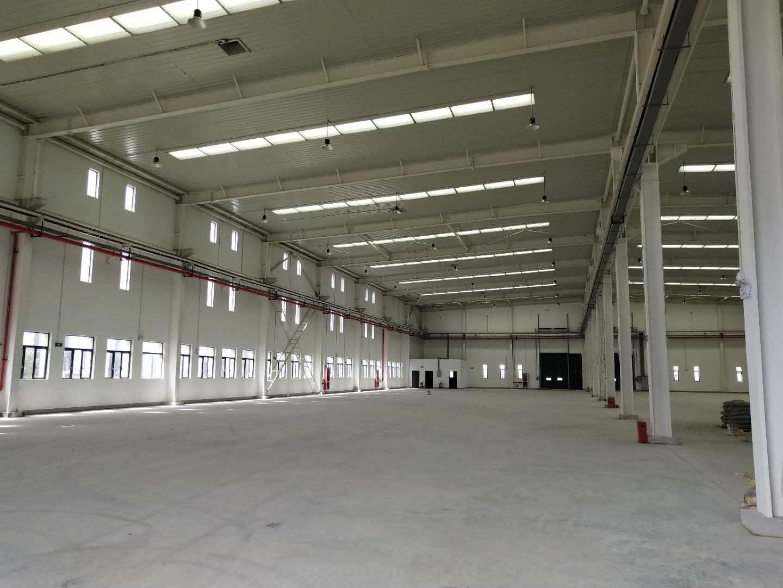 亭林工业园区厂房仓库出租,全单层,产证齐全,距离高速口近