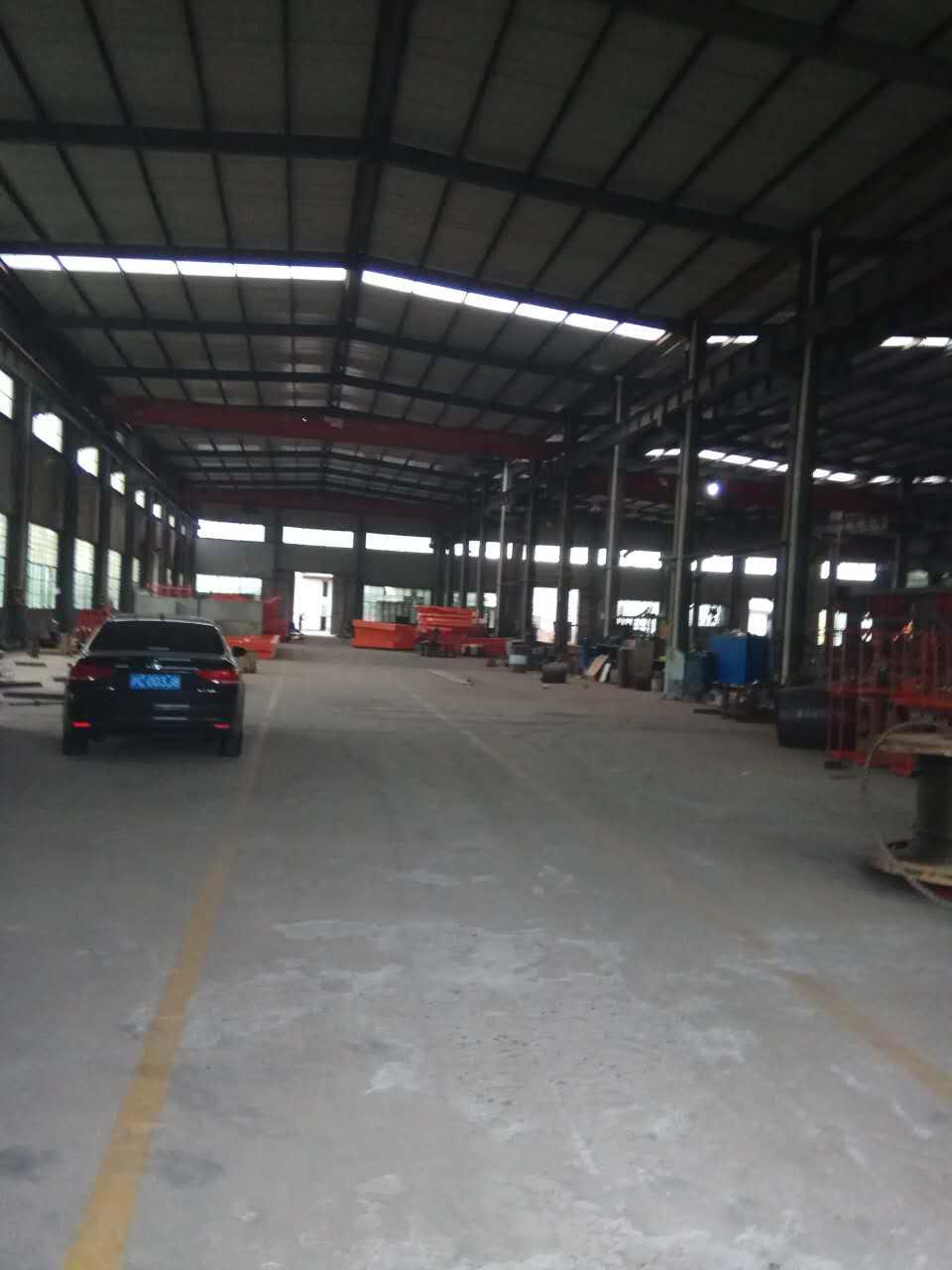 漕廊公路附近独栋6000平厂房仓库出租,层高12米,可分租,可长签