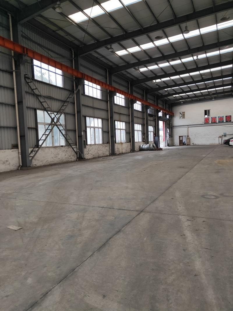 吕巷镇附近新出单层2000平米厂房仓库出租,可架行车,层高10米