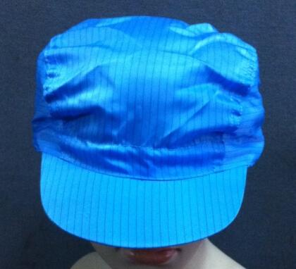防静电小工帽