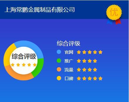 上海常鹏金属制品有限公司