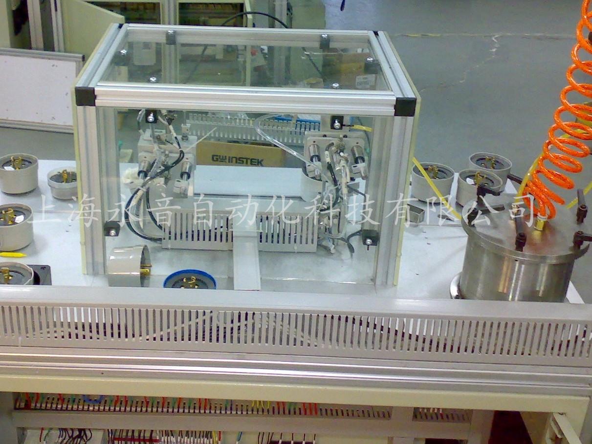 环形工件自动点胶机