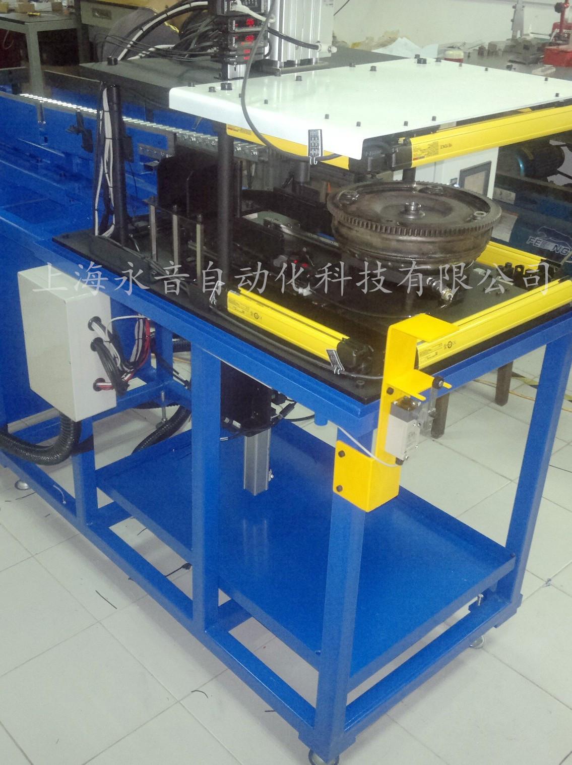 液力变矩器测定机