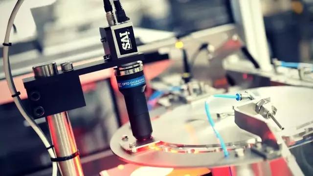 CCD视觉检测设备自动化应用