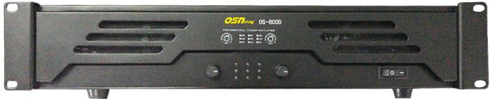 OSN-8000功放