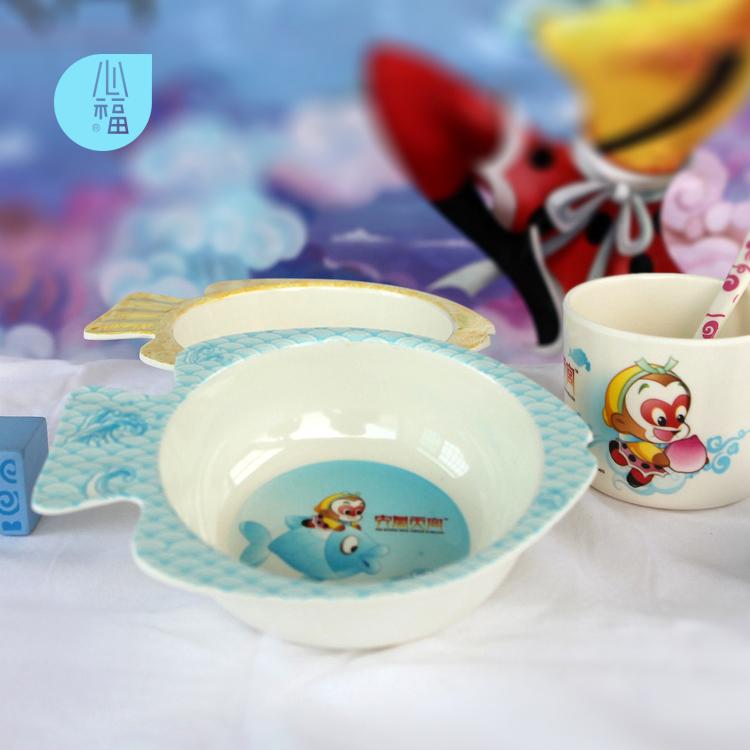 Xinfu shows you a guide to fujian children's tableware
