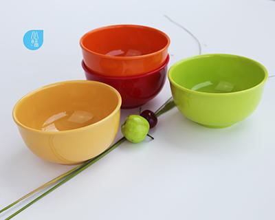 5.2 inch melamine round bowl--6401