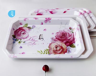 14'' Bevel flat the tray--2782/2783/2784