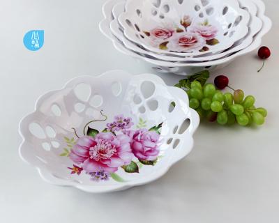 Butterfly fruit tray--2389/2390/2391