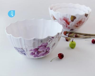 Fringe bowl--1607/1608/1609