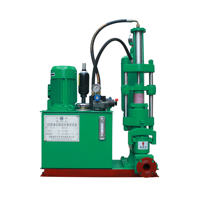 YB-85单杠泵