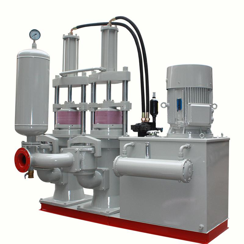 YB300-60陶瓷柱塞泥漿泵