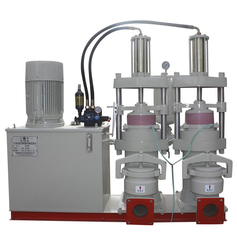 YB-300陶瓷柱塞泥浆泵