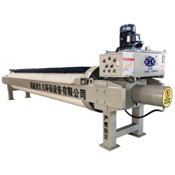 高压圆板压滤机