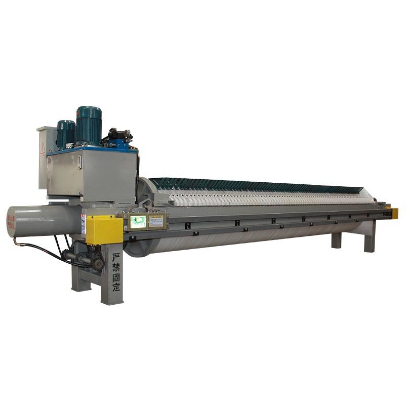 820-80片自动拉板压滤机