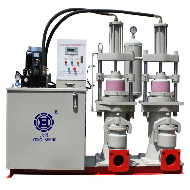 YBB智能节电压滤机专用入料泵