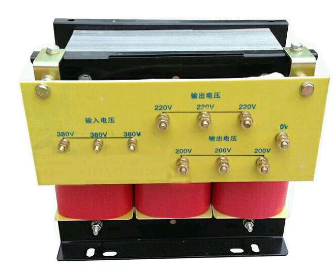 三相干式变压器 SBK