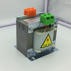单相隔离控制变压器