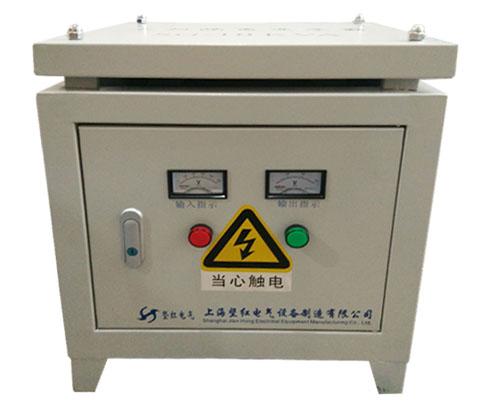 隔离变压器降零地电压1V以下
