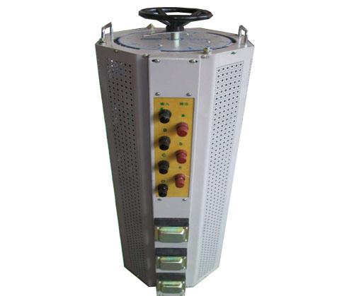 三相接触式调压器
