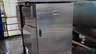 防爆�I 微量水分析系统工程