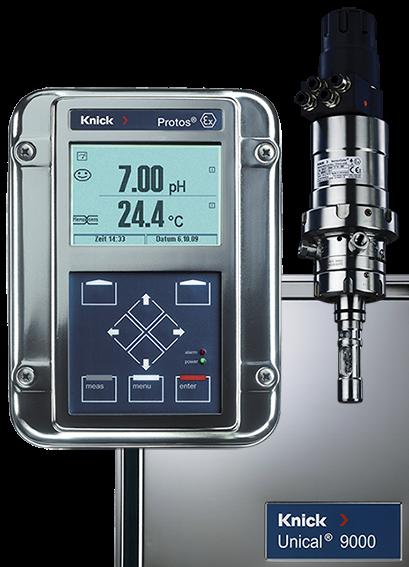 Knick水质分析仪一分快三计划软件手机版系列