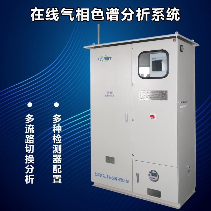 JL-300GC 在线气相色谱分析系统