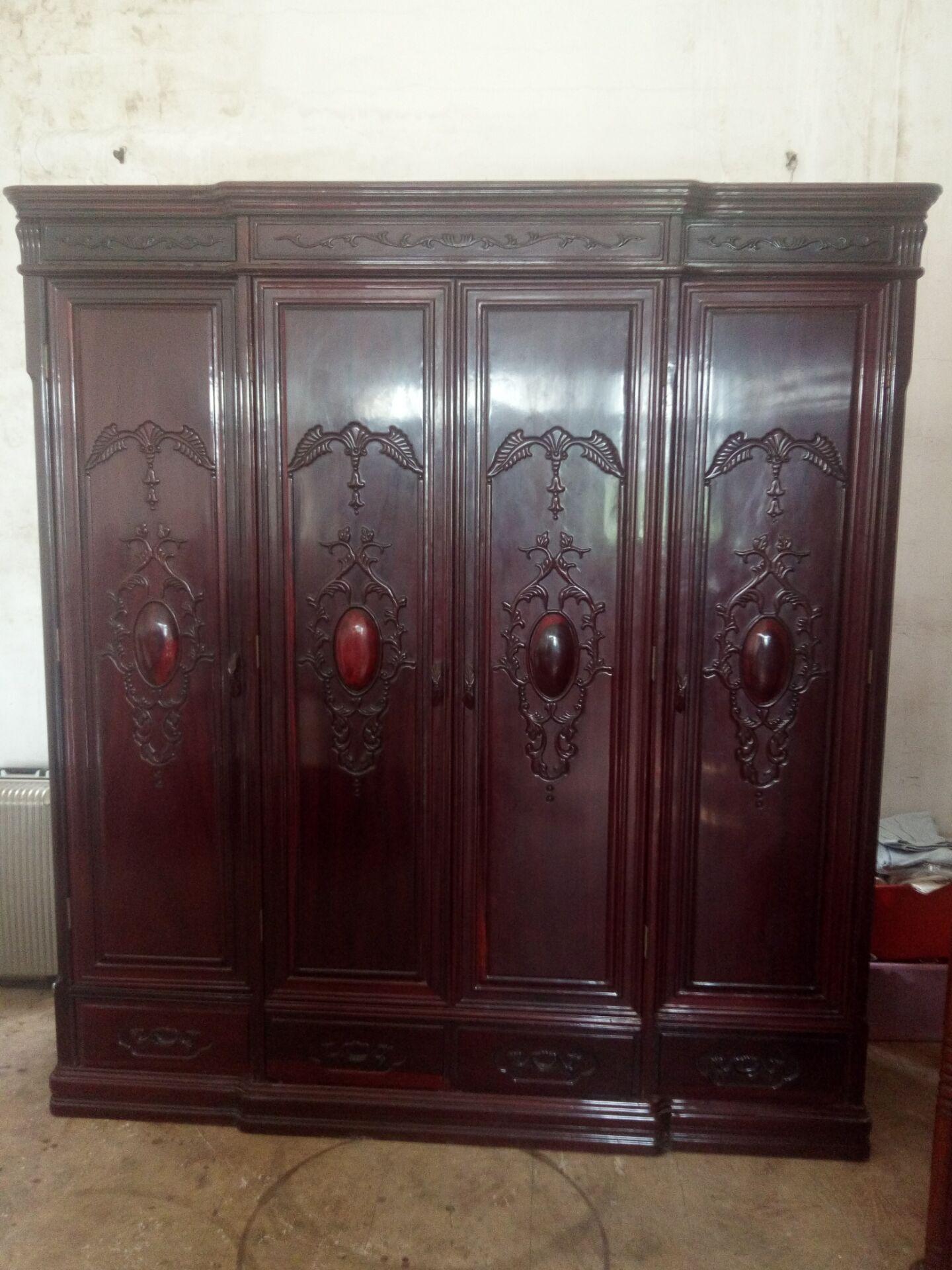 老红木家具翻新