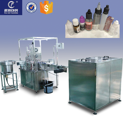 0.2ml-150ml電子煙油液體灌裝機