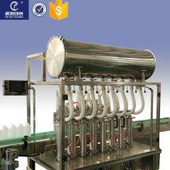 直线式石油灌装机